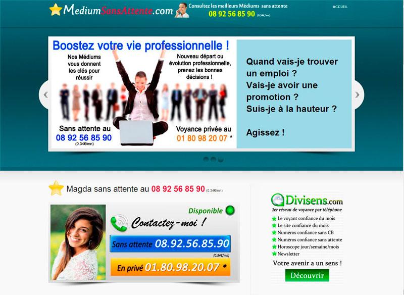 mediumsansattente.com